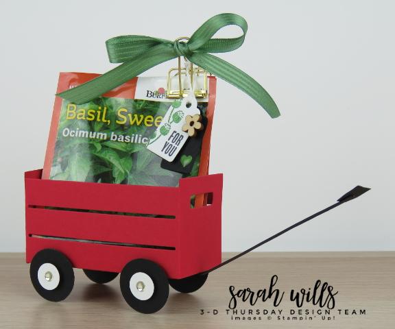 Stampin-Up-3D-Thursday-Wood-Crate-Framelits-Red-Wagon-Seed-Packet-Holder-Tag-Gift-Gardener-Garden-Idea-Sarah-Wills-Sarahsinkspot-Stampinup-Main
