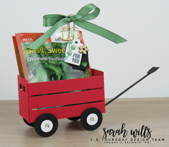 Stampin-Up-3D-Thursday-Wood-Crate-Framelits-Red-Wagon-Seed-Packet-Holder-Tag-Gift-Gardener-Garden-Idea-Sarah-Wills-Sarahsinkspot-Stampinup-Main2