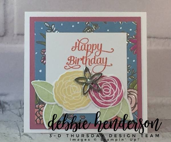 Stampin-Up-3D-Thursday-Cake-Soiree-Bundle-Sweet-Cake-Pull-Out-Gift-Box-DSP-Idea-Sarah-Wills-Sarahsinkspot-Stampinup-Card