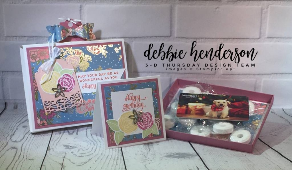 Stampin-Up-3D-Thursday-Cake-Soiree-Bundle-Sweet-Cake-Pull-Out-Gift-Box-DSP-Idea-Sarah-Wills-Sarahsinkspot-Stampinup-Collection