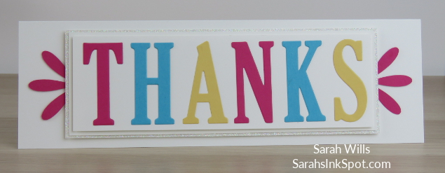 Stampin-Up-Large-Letters-Framelits-141712-Big-Shot-Die-Cut-Letter-Thanks-Thank-You-Clean-Simple-CAS-Card-Idea-Sarah-Wills-Sarahsinkspot-Stampinup-Front