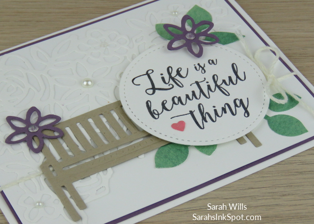 Stampin-Up-2018-Annual-Catalog-Springtime-Impressions-Pretty-Park-Bench-Flower-Colorful-Seasons-Card-Idea-Sarah-Wills-Sarahsinkspot-Stampinup-Side