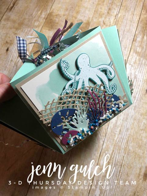 Stampin-Up-3D-Thursday-Under-the-Sea-of-Textures-Bundle-148358-Octopus-Sprinkles-Treat-Basket-Idea-Sarah-Wills-Sarahsinkspot-Stampinup-Front-Panel