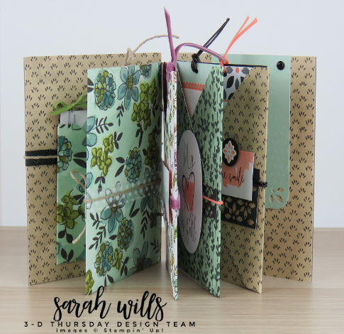 Stampin-Up-Envelope-Punch-Board-Mini-Scrapbook-Album-Box-Carousel-3D-Idea-Detailed-With-Love-Share-What-You-Love-Delightfully-Detailed-Trio-Sarah-Wills-Sarahsinkspot-Stampinup-Open