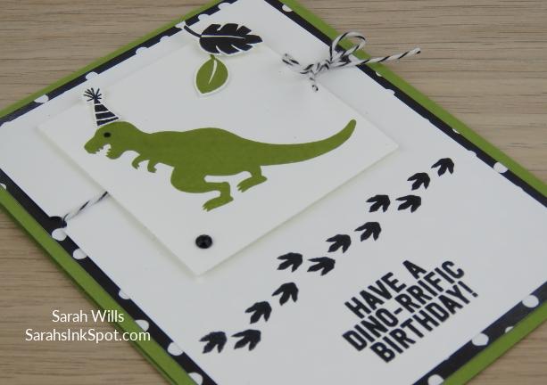 Stampin-Up-No-Bones-About-It-Dinosaur-TRex-Skeleton-Kids-Birthday-Card-Party-Favor-Idea-CAS-Sarah-Wills-Sarahsinkspot-Stampinup-Angle