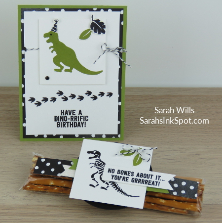 Stampin-Up-No-Bones-About-It-Dinosaur-TRex-Skeleton-Kids-Birthday-Card-Party-Favor-Idea-CAS-Sarah-Wills-Sarahsinkspot-Stampinup-set (1)