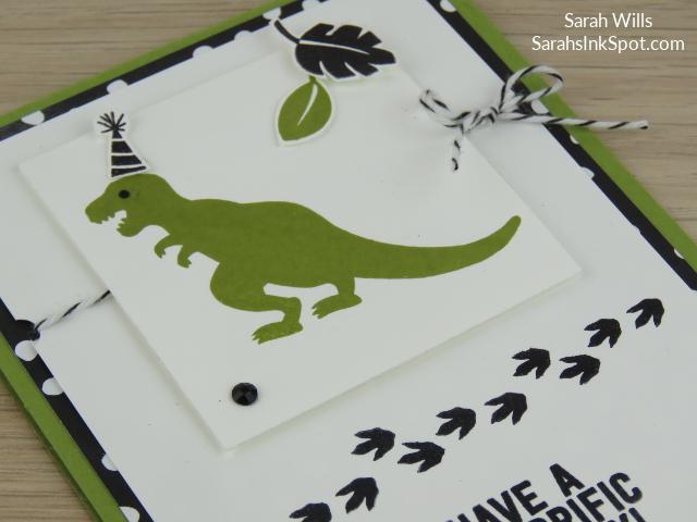 Stampin-Up-No-Bones-About-It-Dinosaur-TRex-Skeleton-Kids-Birthday-Card-Party-Favor-Idea-CAS-Sarah-Wills-Sarahsinkspot-Stampinup-set (2)
