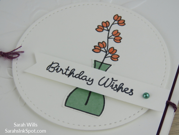 Stampin-Up-2018-Varied-Vases-Bundle-Vases-Builder-Punch-Lovely-Floral-Birthday-Card-Idea-Sarah-Wills-Sarahsinkspot-Stampinup-Stitched-Circle