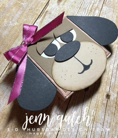 Stampin-Up-3D-Thursday-Puppy-Dog-Pizza-Box-Gift-Holder-Punch-Art-Idea-Sarah-Wills-Sarahsinkspot-Stampinup-Side2