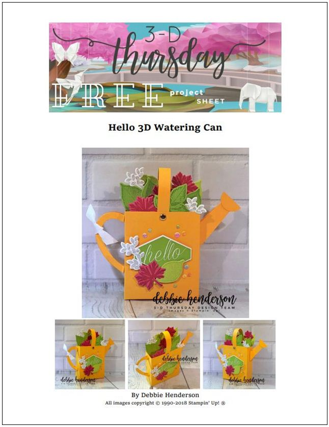 Stampin-Up-3D-Watering-Can-Idea-Accented-Blooms-Tailored-Tag-Natures-Roots-Rooted-in-Nature-Sarah-Wills-Sarahsinkspot-Stampinup-Cover