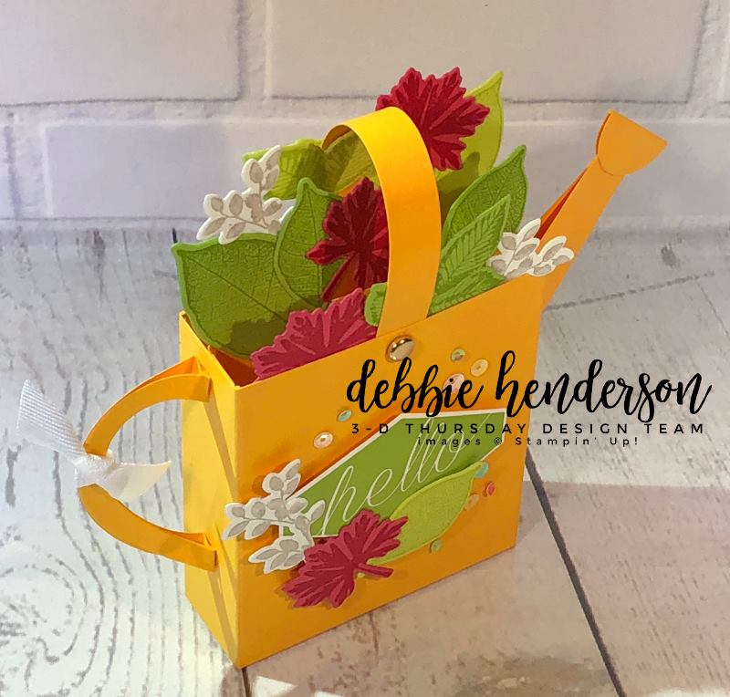 Stampin-Up-3D-Watering-Can-Idea-Accented-Blooms-Tailored-Tag-Natures-Roots-Rooted-in-Nature-Sarah-Wills-Sarahsinkspot-Stampinup-Top-Down