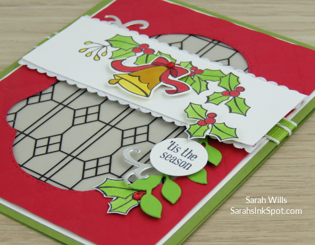 Stampin-Up-2018-August-Color-Your-Season-Blended-Seasons-Stamp-Set-Tufted-Stitched-Season-Graceful-Glass-Church-Window-Watercolor-Card-Idea-Sarah-Wills-Sarahsinkspot-Stampinup-Christmas-Ivy