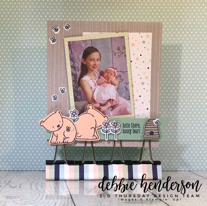 Stampin-Up-3D-Thursday-Binder-Clip-Photo-Holder-Display-A-Little-Wild-Loves-Twinkle-Idea-Sarah-Wills-Sarahsinkspot-Stampinup-Main