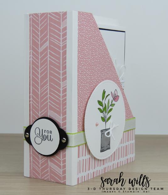 Stampin-Up-3D-Thursday-Magazine-File-Card-Holder-Seasoned-With-Kindness-Varied-Vases-Blends-Tropical-Escape-Cards-Idea-Sarah-Wills-Sarahsinkspot-Stampinup-Spine