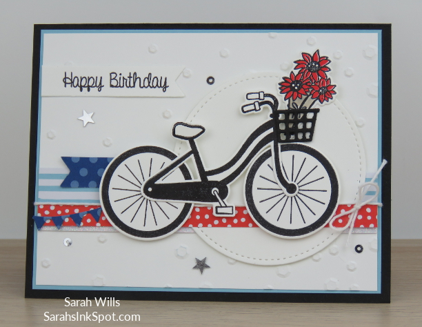 Stampin-Up-Bike-Ride-Build-a-Bike-Framelits-Dies-Patriotic-July-4th-Sequins-Card-Idea-Sarah-Wills-Sarahsinkspot-Stampinup-Main-2
