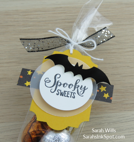 Stampin-Up-2018-Holiday-Catalog-Spooky-Sweets-Bundle-Bats-Punch-Halloween-Cello-Bag-Topper-Tag-Black-Foil-Idea-Sarah-Wills-Sarahsinkspot-Stampinup-Close-Up