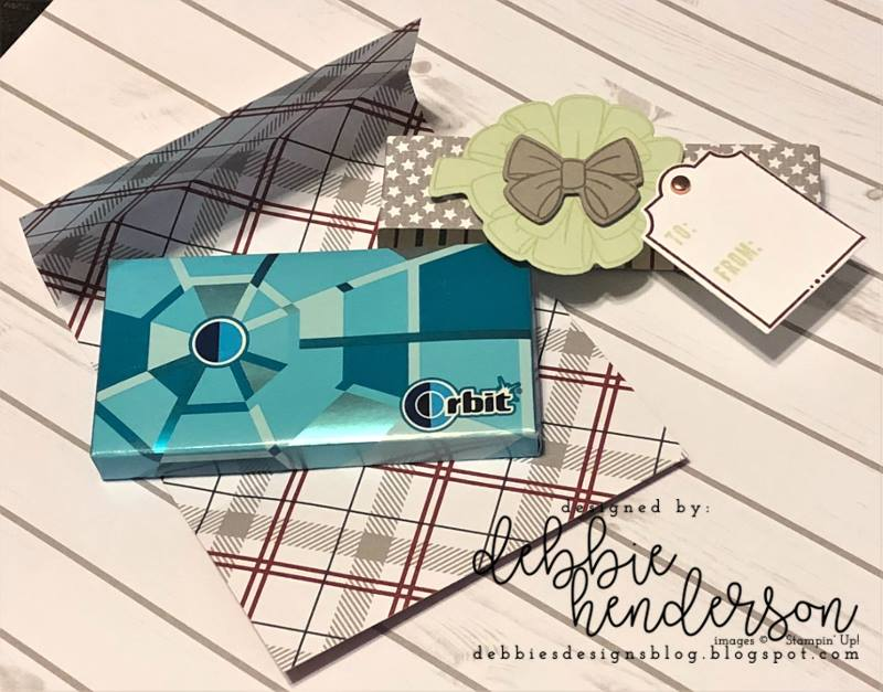 Stampin-Up-3D-Thursday-All-The-Presents-Bring-On-The-Presents-Festive-Farmhouse-DSP-Gift-Package-Gum-Holder-Teacher-Treat-Idea-Sarah-Wills-Sarahsinkspot-Stampinup-Inside