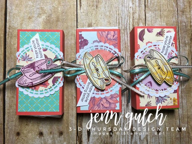 Stampin-Up-3D-Thursday-Tissue-Wrapper-Time-For-Tea-Bundle-148410-Spot-of-Tea-Framelits-Itty-Bitty-Greetings-Sarah-Wills-Sarahsinkspot-Stampinup-3