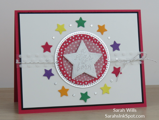Stampin-Up-Color-Fusers-Little-Twinkle-Builder-Punch-Bundle-Star-Born-Rainbow-Circle-Card-Idea-Sarah-Wills-Sarahsinkspot-Stampinup-Shiny-Stars
