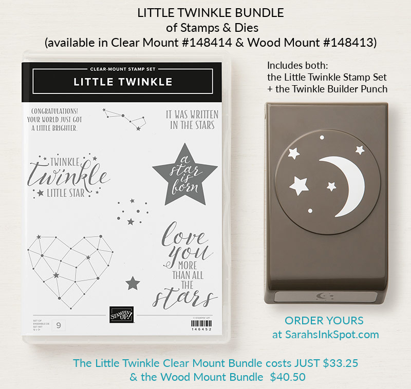 Stampin-Up-Little-Twinkle-Builder-Punch-Bundle-Stamp-Set-Star-Baby-Sarah-Wills-Sarahsinkspot-Stampinup-148414-148413-146321-146452-146449
