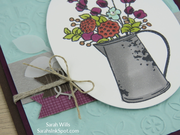 Stampin-Up-2018-Holiday-Catalog-Country-Home-Tin-Tile-Chicken-Wire-Country-Lane-Braided-Linen-Galvanized-Blends-Card-Idea-Sarah-Wills-Sarahsinkspot-Stampinup-Bow