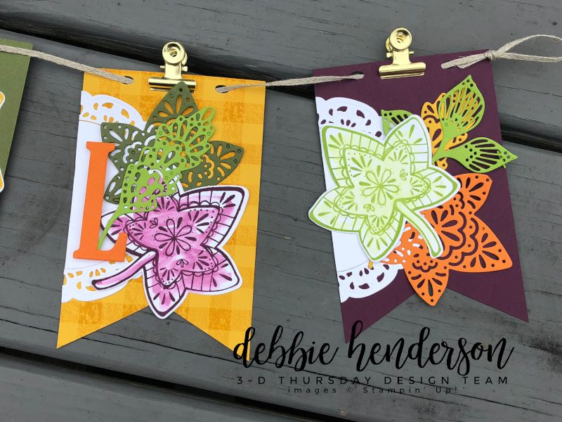 Stampin-Up-3D-Thursday-Banner-Fall-Falling-For-Leaves-Buffalo-Check-Detailed-Baubles-Thinlits-Large-Letters-Idea-Sarah-Wills-Sarahsinkspot-Stampinup-3