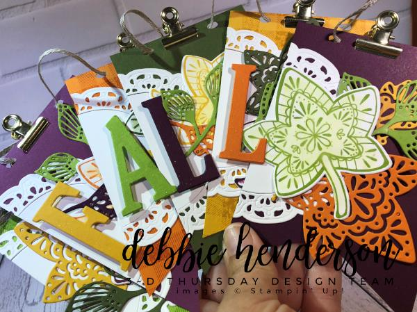 Stampin-Up-3D-Thursday-Banner-Fall-Falling-For-Leaves-Buffalo-Check-Detailed-Baubles-Thinlits-Large-Letters-Idea-Sarah-Wills-Sarahsinkspot-Stampinup-4