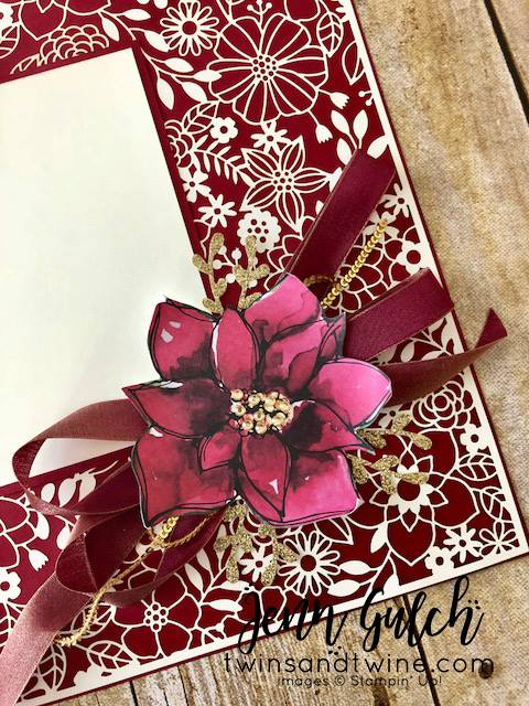 Stampin-Up-3D-Thursday-Home-Decor-Photo-Frame-Scrapbook-Page-Idea-Delightfully-Detailed-Laser-Cut-Timeless-Tidings-Project-Kit-Sarah-Wills-Sarahsinkspot-Stampinup-Poinsettia
