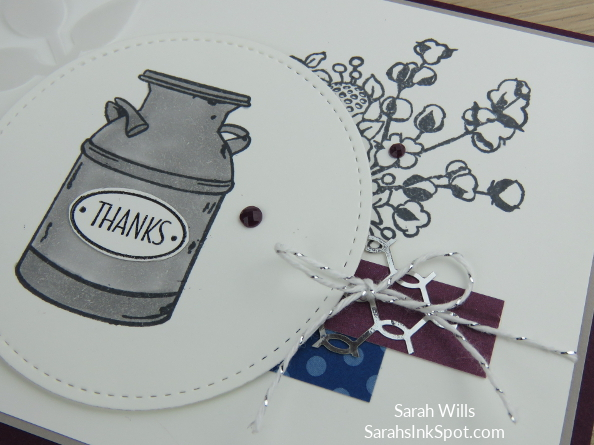 Stampin-Up-Color-Fusers-Country-Home-Chicken-Wire-Natures-Poem-In-Color-Vellum-Leaf-Punch-Thanks-Thank-You-Card-Idea-Sarah-Wills-Sarahsinkspot-Stampinup-Bow