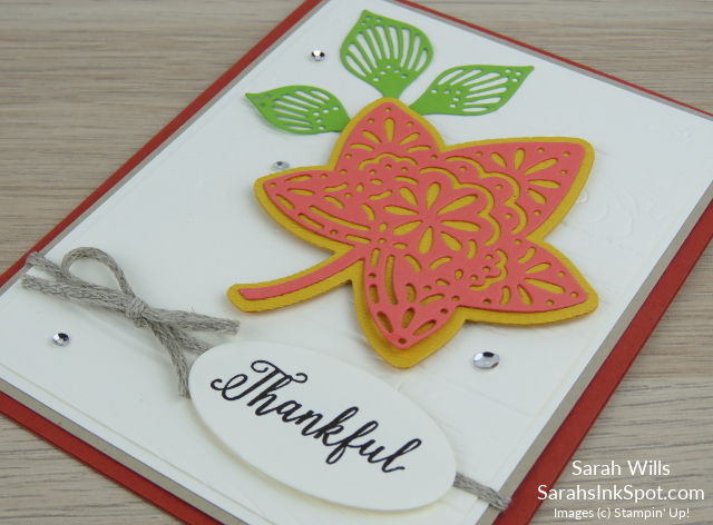Stampin-Up-2018-Holiday-Catalog--Falling-For-Leaves-Bundle-Detailed-Leaves-Pinewood-Planks-Card-Idea-Sarah-Wills-Sarahsinkspot-Stampinup-Side