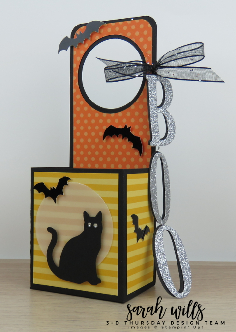 Stampin-Up-3D-Thursday-Halloween-Door-Hanger-Box-Treat-Spooky-Sweets-Bat-Black-Cat-Punch-Large-Letters-Boo-Youve-Been-Booed-Idea-Sarah-Wills-Sarahsinkspot-Stampinup-Main