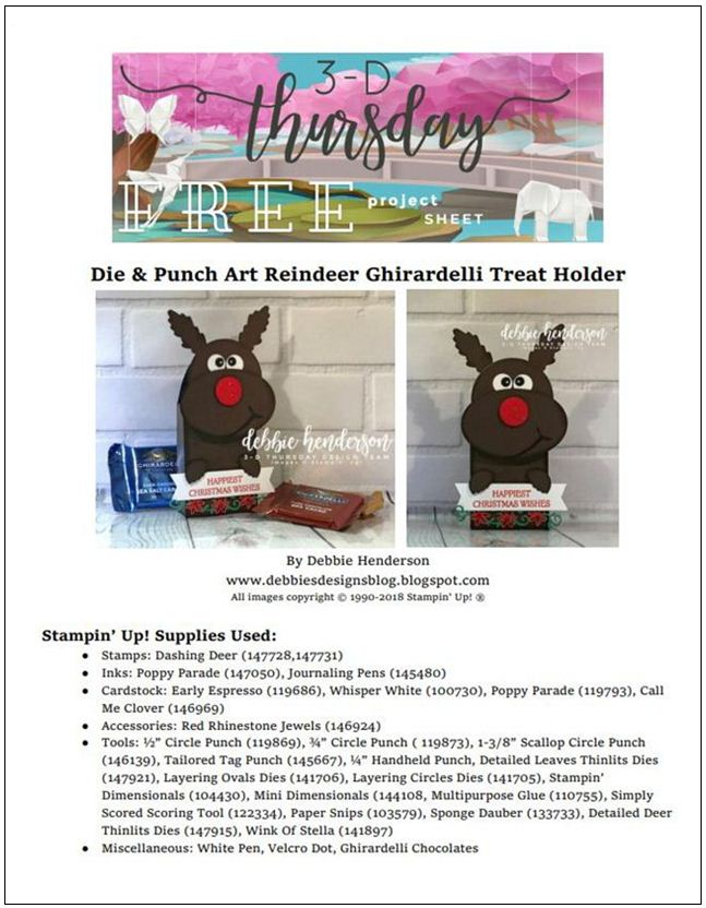 Stampin-Up-3D-Thursday-Holiday-Catalog-Dashing-Deer-Detailed-Deer-Punch-DIe-Art-Reindeer-Ghirardelli-Treat-Holder-Idea-Sarah-Wills-Sarahsinkspot-Stampinup-Cover-Sheet