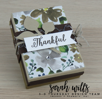 Stampin-Up-3D-Thursday-Envelobox-Ghirardelli-Thanksgiving-Dinner-Table-Favor-Envelope-Punch-Board-Falling-For-Leaves-Bundle-Frosted-Floral-Idea-Sarah-Wills-Sarahsinkspot-Stampinup-Main2
