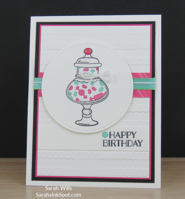Stampin-Up-2019-Occasions-Catalog-Sweetest-Thing-Jar-of-Sweets-Birthday-Card-Idea-Sarah-Wills-Sarahsinkspot-Stampinup-1