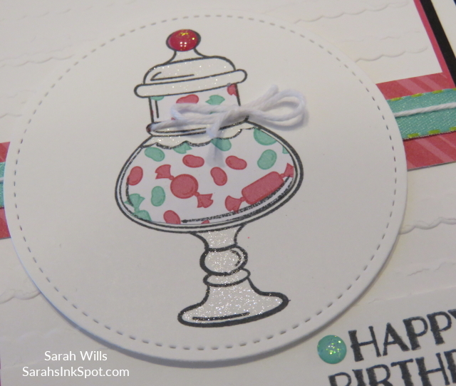 Stampin-Up-2019-Occasions-Catalog-Sweetest-Thing-Jar-of-Sweets-How-Sweet-Birthday-Card-Idea-Sarah-Wills-Sarahsinkspot-Stampinup-3b