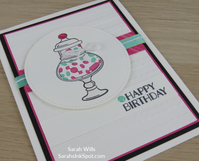 Stampin-Up-2019-Occasions-Catalog-Sweetest-Thing-Jar-of-Sweets-How-Sweet-Birthday-Card-Idea-Sarah-Wills-Sarahsinkspot-Stampinup-4