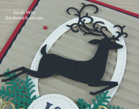 Stampin-Up-Dashing-Deer-Detailed-Holiday-Christmas-Frame-Corrugated-Sprigs-Color-Fusers-Card-Idea-Sarah-Wills-Sarahsinkspot-Stampinup-Leaping-Deer