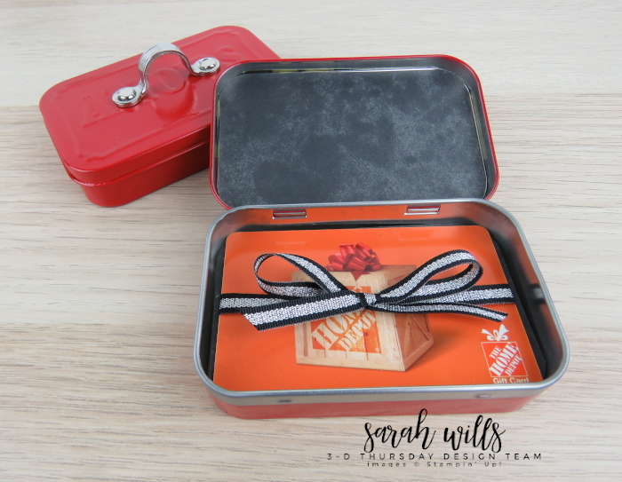 Stampin-Up-Occasions-Saleabration-3D-Thursday-Blog-Hop-Altered-Altoids-Tin-Tool-Box-Classic-Geared-Up-Garage-Bundle-Gift-Card-Holder-Idea-Sarah-Wills-Sarahsinkspot-Stampinup-3