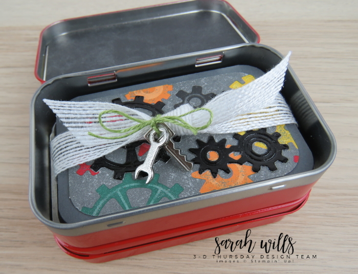 Stampin-Up-Occasions-Saleabration-3D-Thursday-Blog-Hop-Altered-Altoids-Tin-Tool-Box-Classic-Geared-Up-Garage-Bundle-Gift-Card-Holder-Idea-Sarah-Wills-Sarahsinkspot-Stampinup-5