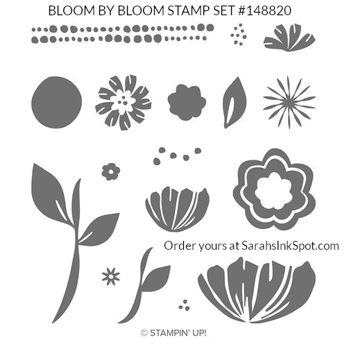 Stampin-Up-Occasions-Catalog-2019-Bloom-By-Bloom-Stamp-Set-Sarah-Wills-Sarahsinkspot-Stampinup-148820-Stamps