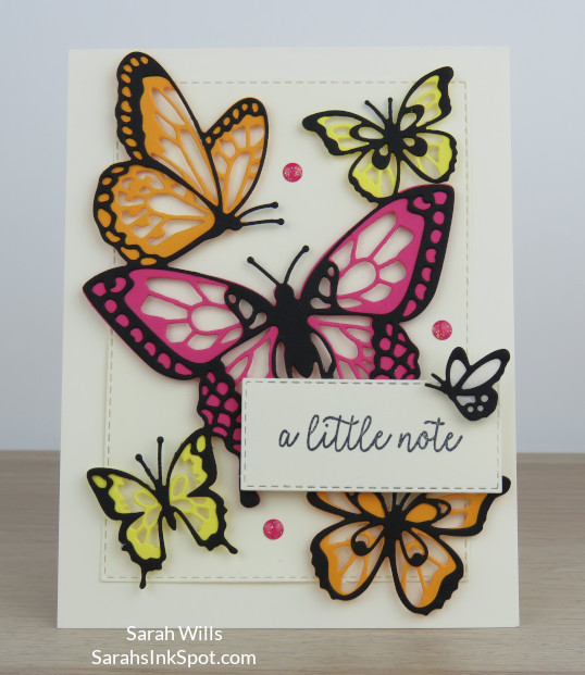 Stampin-Up-Occasions-Color-Fusers-Butterfly-Beauty-Thinlits-Gala-Glitter-Note-Card-Idea-Sarah-Wills-Sarahsinkspot-Stampinup-1