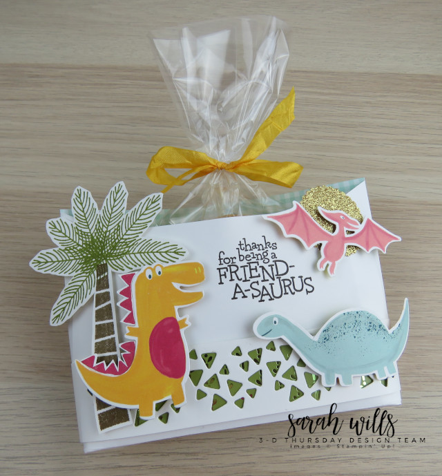 Stampin-Up-3D-Thursday-Envelope-Treat-Bag-Holder-Cookie-Dino-Days-DinoRoar-Kids-Favor-Idea-Sarah-Wills-Sarahsinkspot-Stampinup-Main1