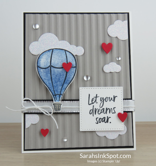 Stampin-Up-Color-Fusers-Above-The-Clouds-Hot-Air-Balloon-Punch-Bundle-Card-Idea-Sarah-Wills-Sarahsinkspot-B