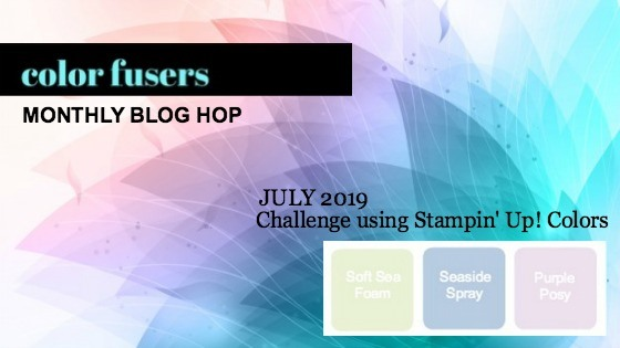 Stampin-Up-Color-Fusers-Monthly-Color-Challenge-Sarah-Wills-Sarahsinkspot-Stampinup-July-2019