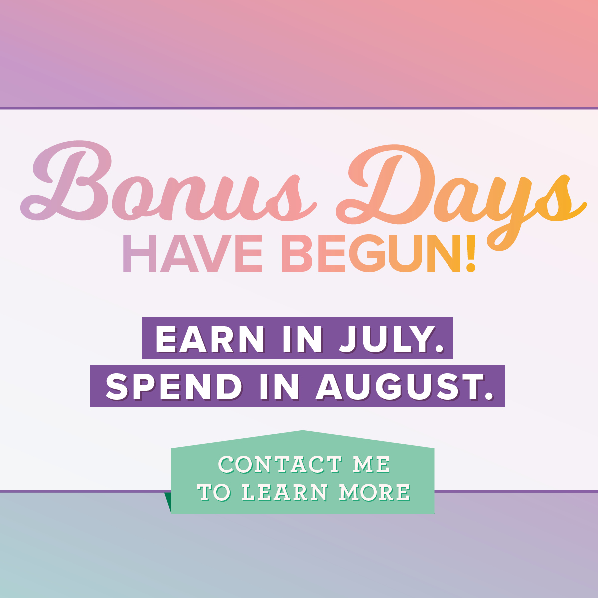 In July get $5 COUPONS!