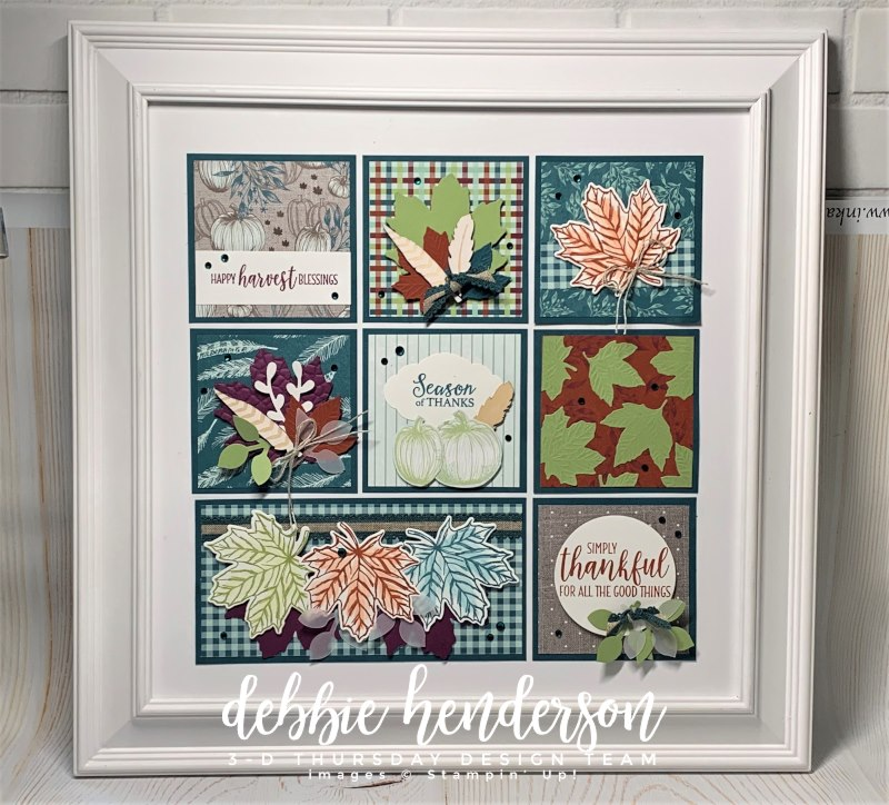 Stampin-Up-3D-Thursday-Gather-Together-Fall-Autumn-Sampler-Home-Decor-Country-Art-Idea-Sarah-Wills-Sarahsinkspot-1Stampinup-