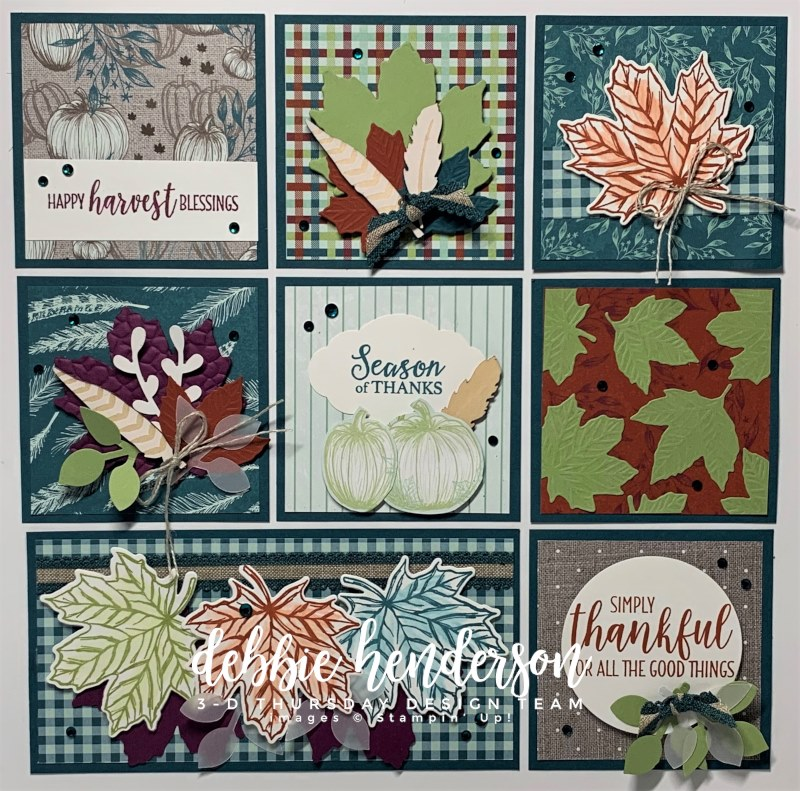 Stampin-Up-3D-Thursday-Gather-Together-Fall-Autumn-Sampler-Home-Decor-Country-Art-Idea-Sarah-Wills-Sarahsinkspot-Stampinup-2