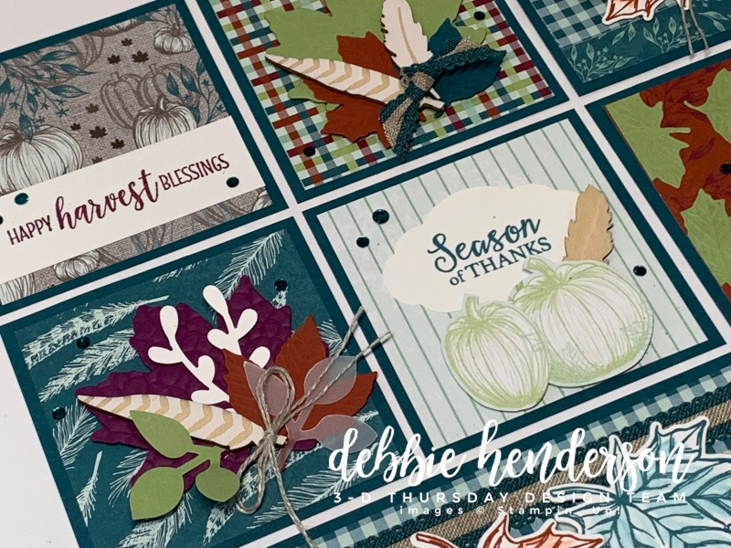 Stampin-Up-3D-Thursday-Gather-Together-Fall-Autumn-Sampler-Home-Decor-Country-Art-Idea-Sarah-Wills-Sarahsinkspot-Stampinup-3