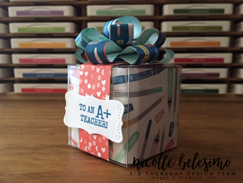 Stampin-Up-3D-Thursday-Teacher-Treat-Box-Back-To-School-It-Starts-With-Art-Follow-Idea-Sarah-Wills-Sarahsinkspot-Stampinup-Clear-Tiny-Treat-Box