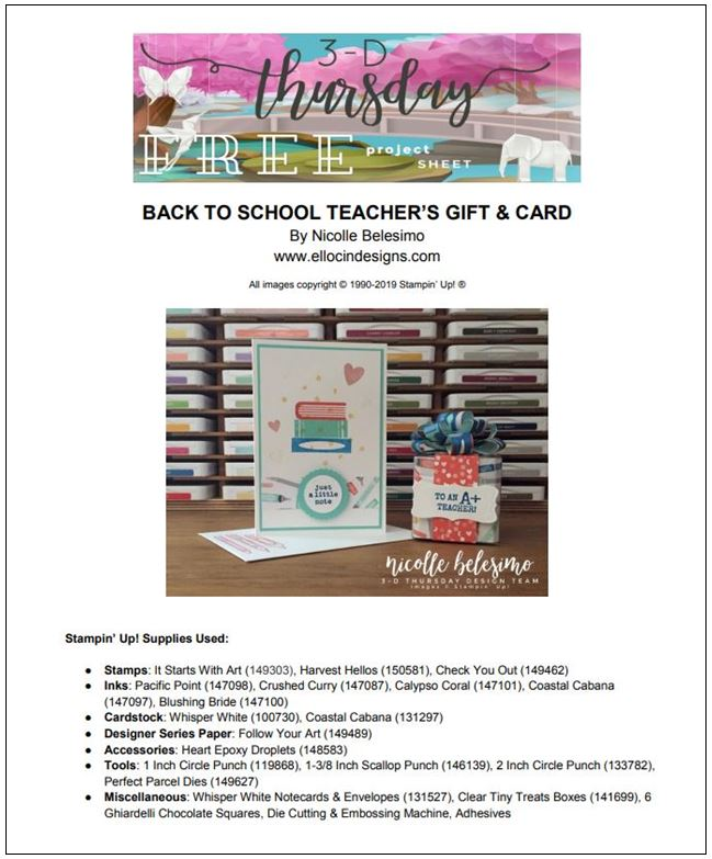 Stampin-Up-3D-Thursday-Teacher-Treat-Box-Back-To-School-It-Starts-With-Art-Follow-Idea-Sarah-Wills-Sarahsinkspot-Stampinup-Cover (2)